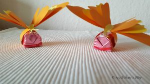 Ferrero 2 Schmetterlinge mit dreifach Flügel 2