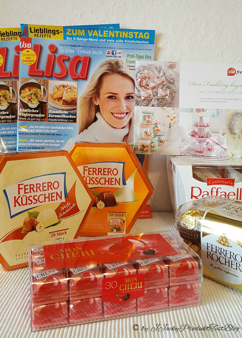 Lisa - Ferrero
