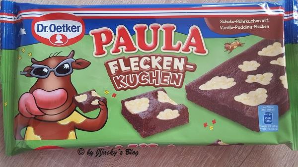 Paulas Fleckenkuchen Schoko