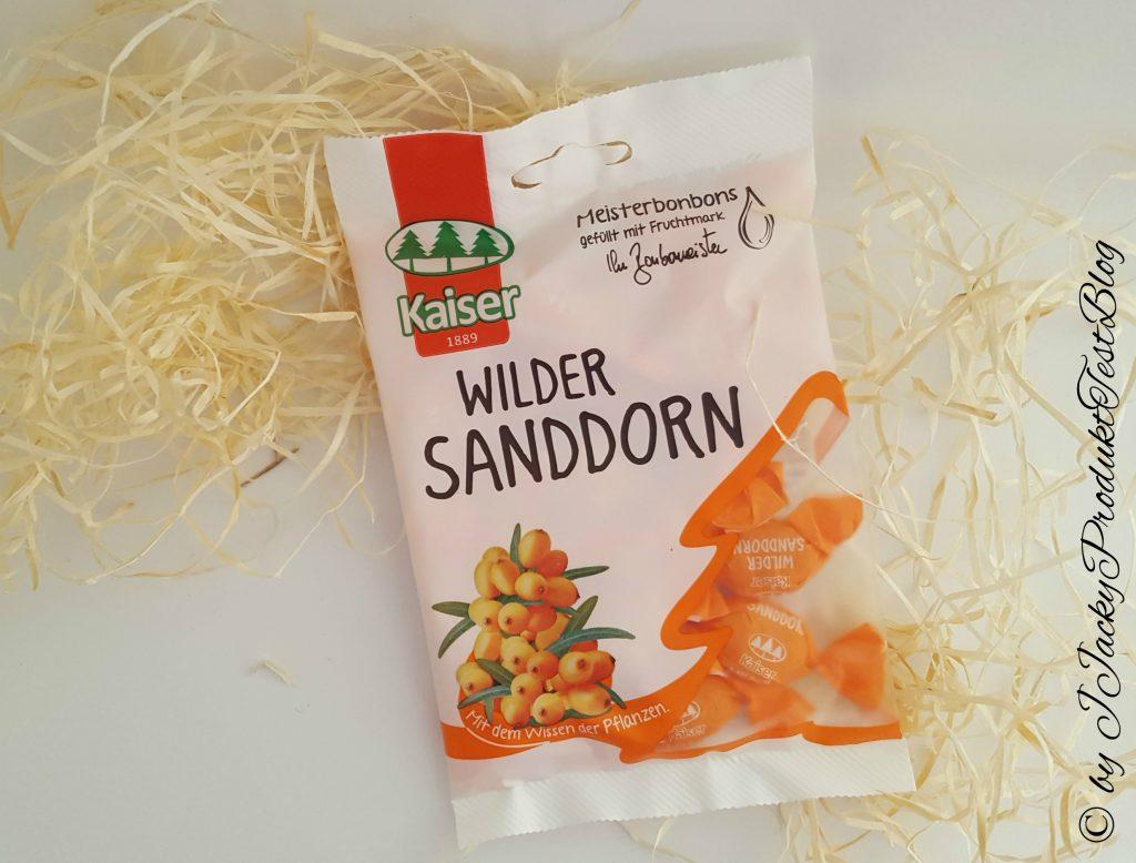 brandnooz box Bonbonmeister Kaiser Wilder Sanddorn