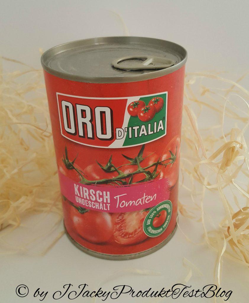 brandnooz box ORO d´Italia Kirschtomaten ungeschält