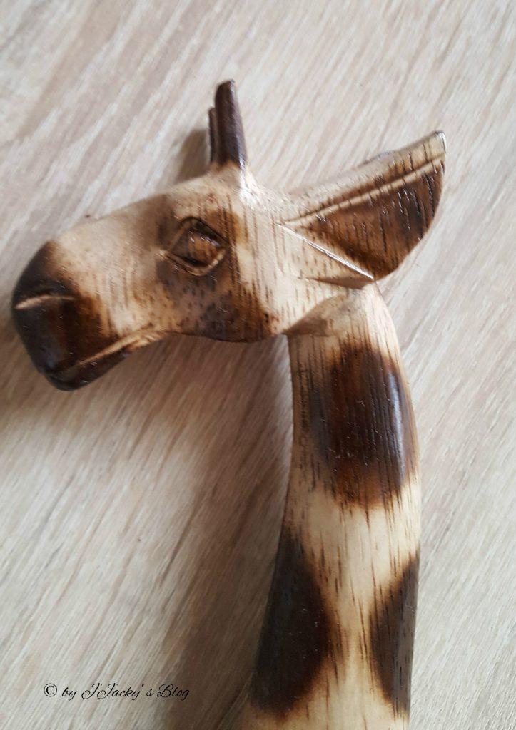 Holzgiraffe