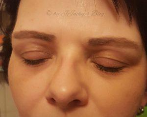 Augenbrauen Puder