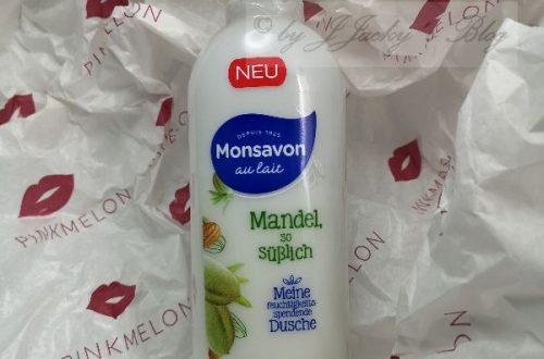 Mandel Dusche Monsavon Produkt