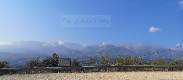 Kreta Mountains