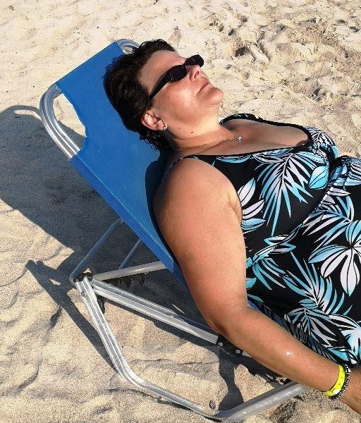 Sonne am Strand Kreta