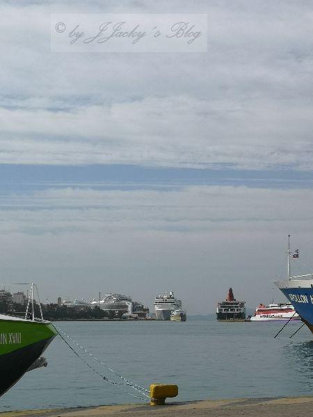 Piraeus Hafen