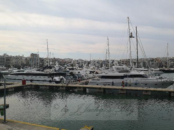 Yachthafen Piraeus
