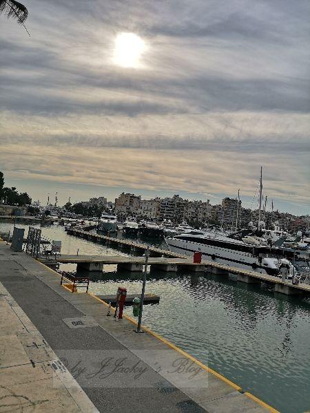 Piraeus Yachthafen