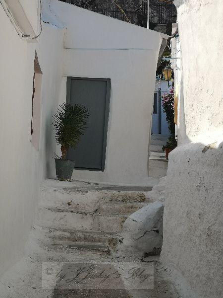 griechische Häuser