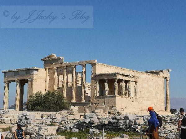 Tempel des Erechtheion