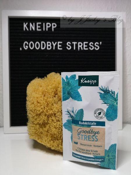 Kneipp Goodbye Stress Badekristalle