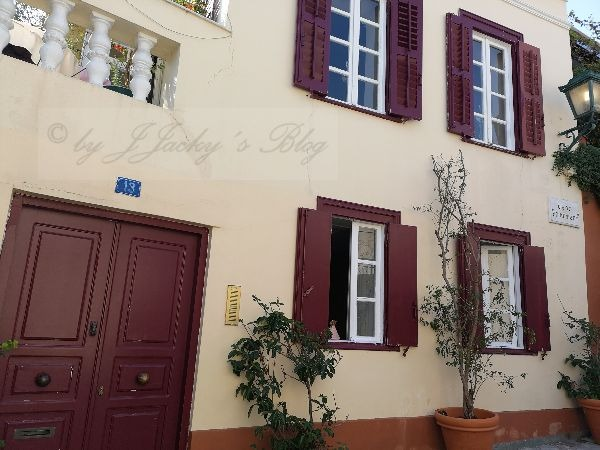 Haus in Athen