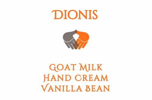 Goat Milk Hand Cream