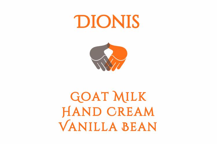 Goat Milk Hand Cream