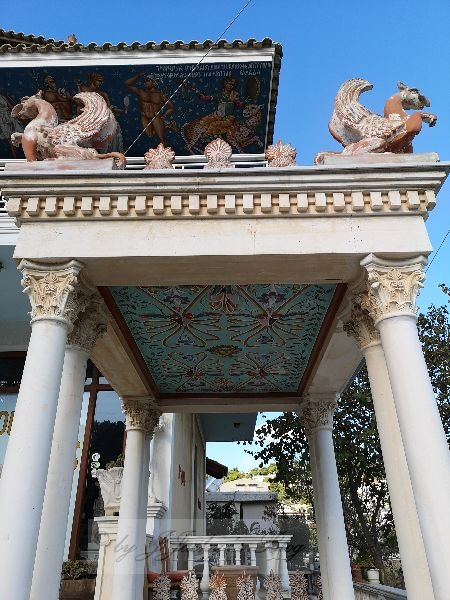 Eingang Gewölbe