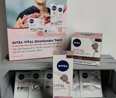 Nivea Vital Produktpaket