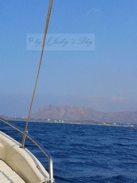 Blick auf Kreta