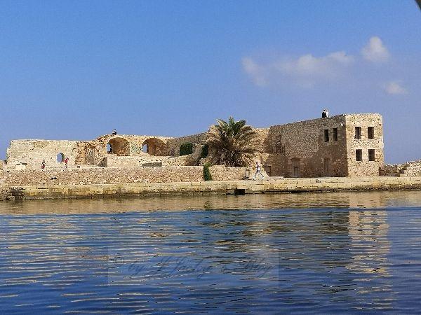 Hafen Chania