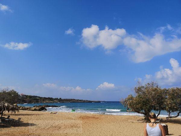 Kalathas Strand