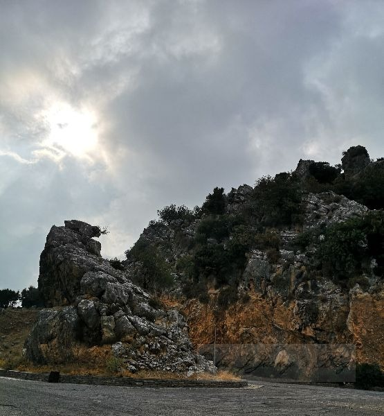 Berge Kreta