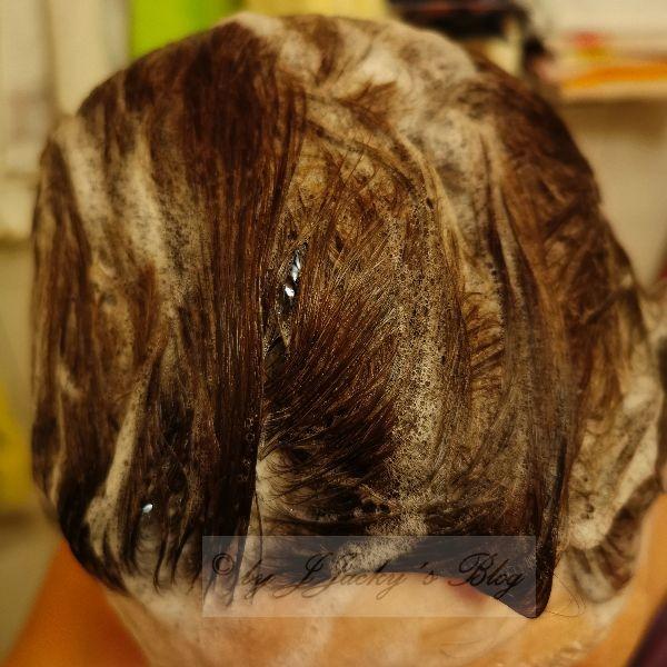Anwendung Hair Angel