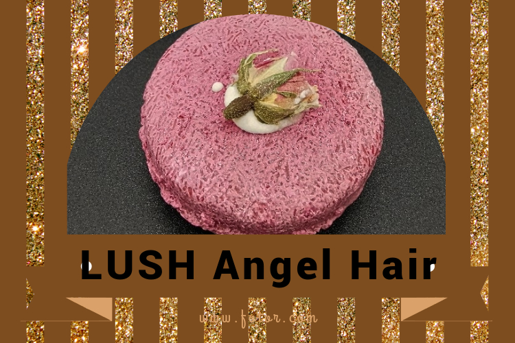 Lush Shampoo Bar Angel Hair