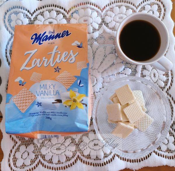 Milky Vanilla