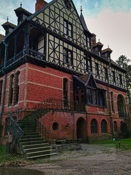 Hintereingang Jagdschloss