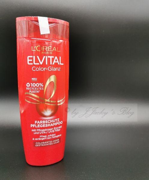 Pflegeshampoo Elvital