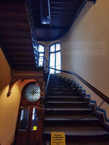 Eingangsbereich Jagdschloss