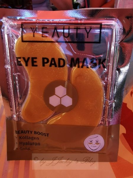 Eye Pad Mask