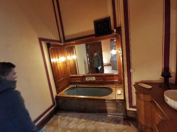Jagdschloss Badezimmer