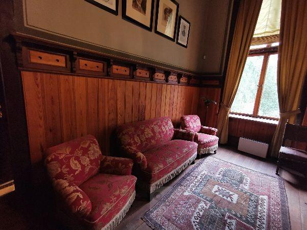 Büro des Großherzogs