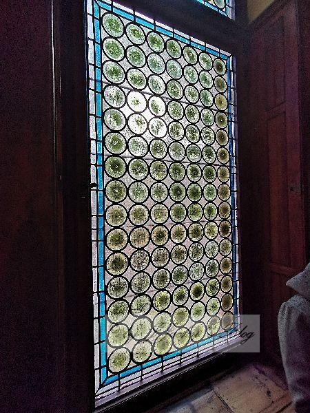 Badezimmerfenster Jagdschloss