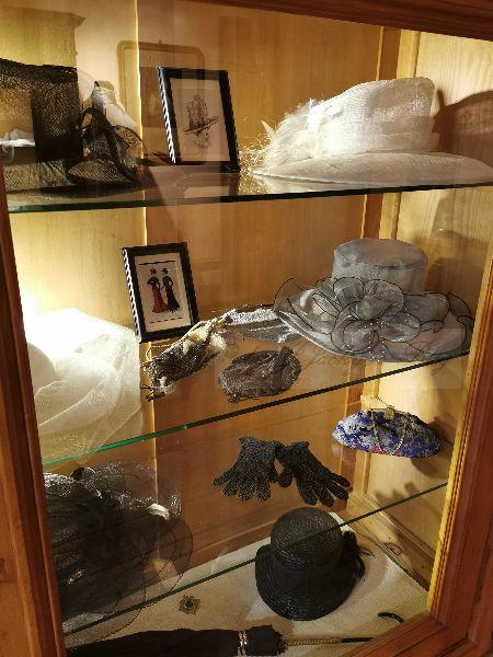 Accessoires der Großherzogin