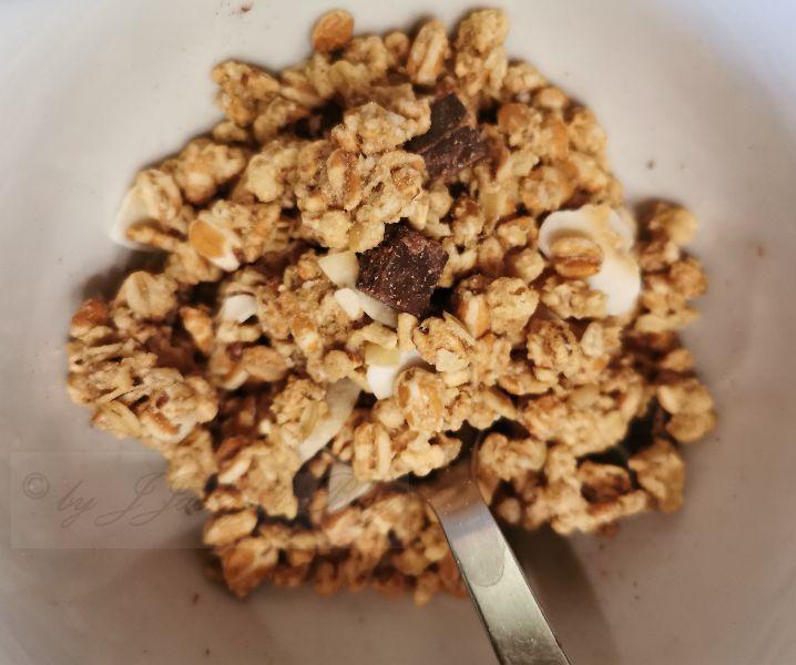 Frühstück mit Kellogg