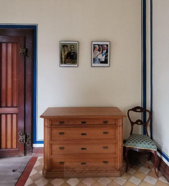 Schlafzimmer der Großherzogin